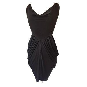 Arden B. Black bodycon mini Dress NWT (size S)
